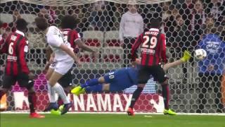 Video Gol Pertandingan Caen vs OGC Nice