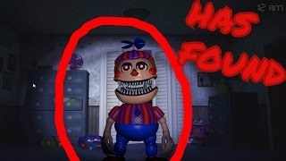 nightmare balloon boy has found in the room