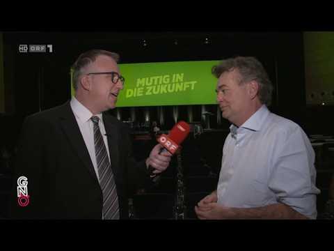 Peter Klien: Grüner Bundeskongress 2020   Gute Nacht Österreich