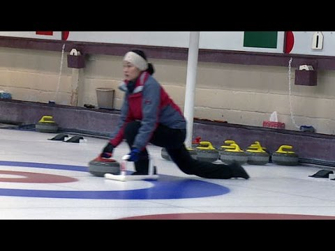 New Canadians learn to curl