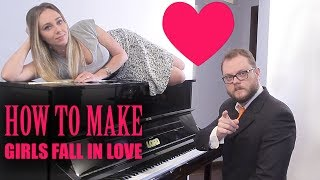 How to Make Girls Fall in Love Playing Piano Video