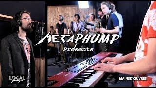 Pantera - Walk (Jazz Fusion Cover) by Metaphump
