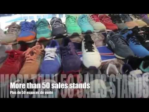 SNKRS Belgium - 2014 Edition - Salon Belge de la Basket / Belgian Sneaker Event
