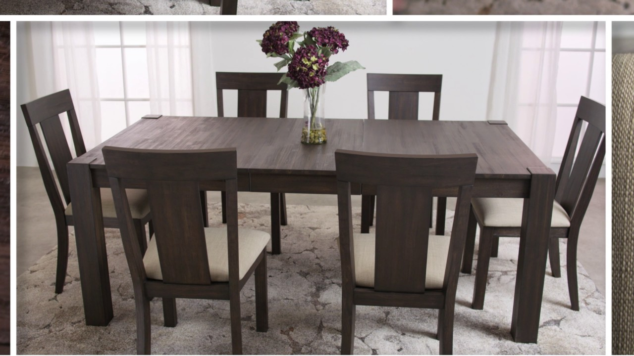 Dare To Compare My Summit Dining Table And Chairs Set