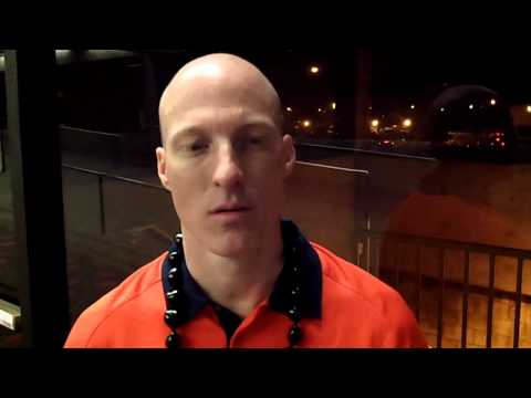Coach Groce Maui Invite Championship Postgame Interview 11/21/12