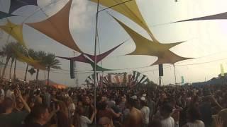 loud small talk cosmosis desert storm festival israel gopro