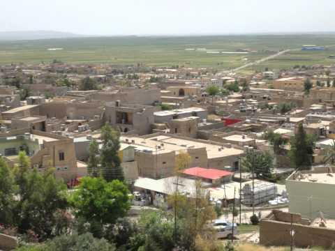 القوش لؤلؤة المدن   Alqosh