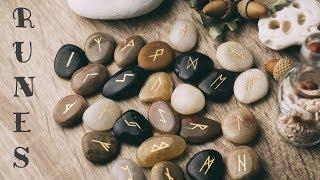 Про Руны I About Runes I Мои Первые Руны
