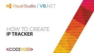 VB NET - IP Tracker