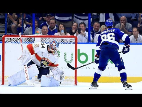 Kucherov, Lightning prevail in shootout against Panthers