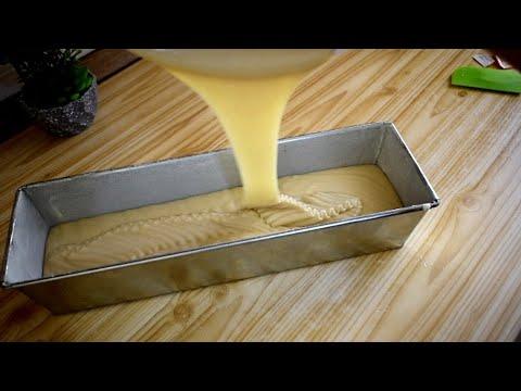 plumcake senza yogurt pronto in 5 minuti solo 2 uova#47