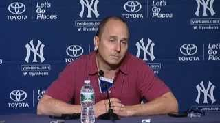 New York Yankees General Manager Brian Cashman On The Process Behind Trading For Chase H
