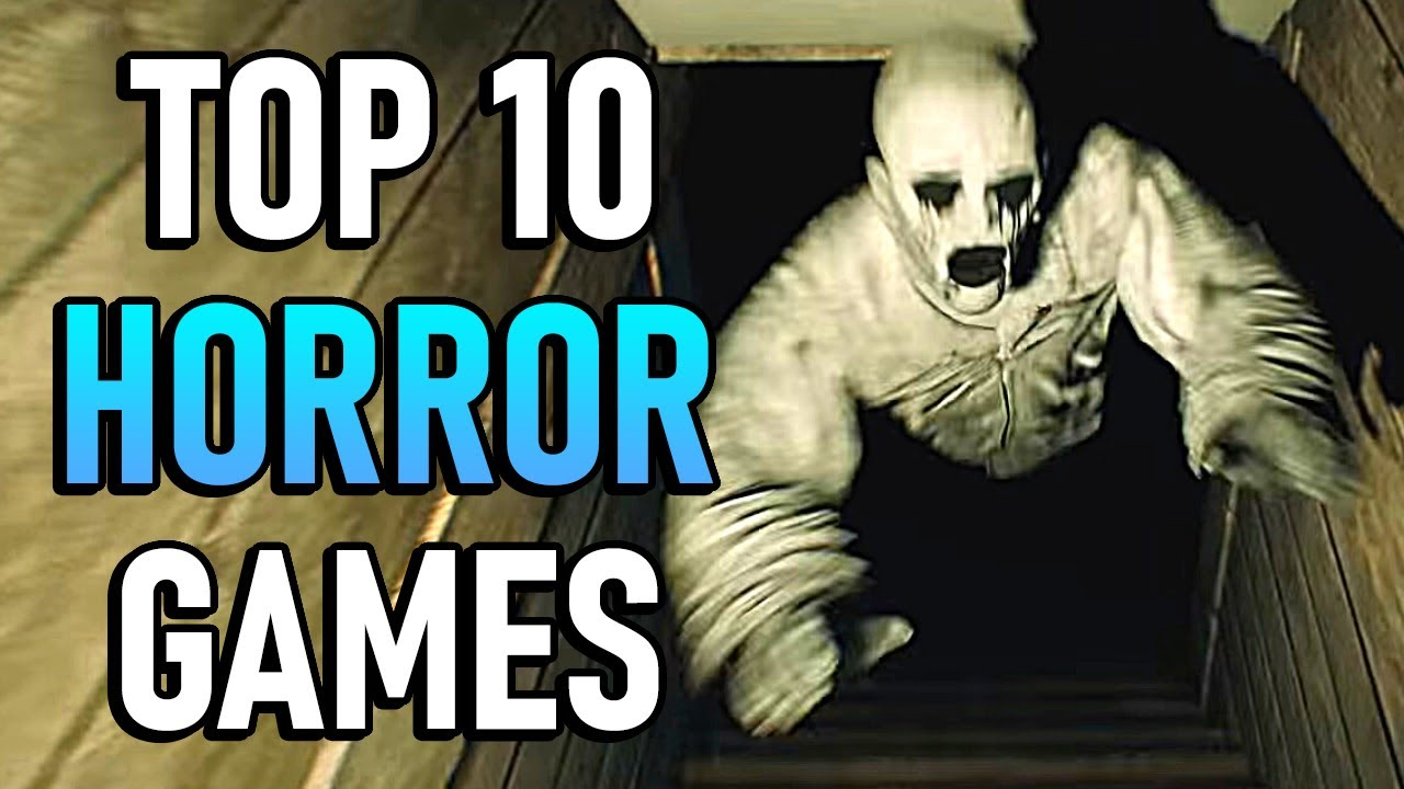 Top 10 Horror Games on Steam (2021 Update!)