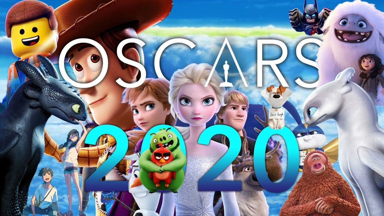 2020 Best Picture Nominees.Oscars 2020 Best Animated Film Nominees