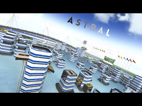 Trackmania Trial: ASTRAL by thom |