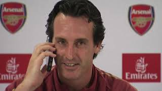 Unai Emery  'Hello' ('Loan to Buy' Remix)