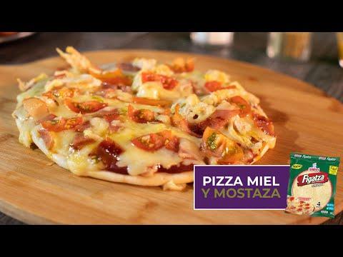 Pizza Miel Mostaza - Resuelve A Tu Gusto, Resuelve Con Bimbo