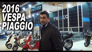 MotoBike Expo '16 VESPA - PIAGGIO Standı