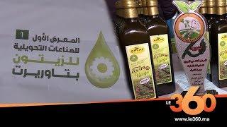 Le360.ma •مهنيون يكشفون أسرار تميز زيت الزيتون بمنطقة تاوريرت