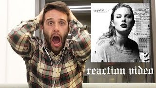 "My Reaction to Taylor Swift's ""reputation"""