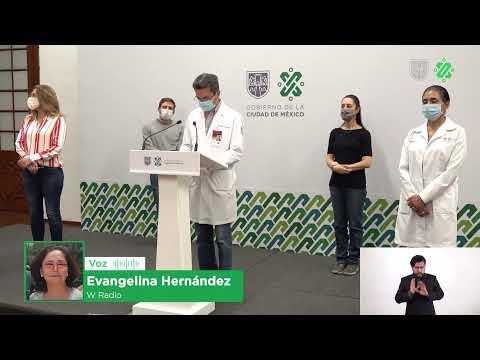 Videoconferencia de prensa 25/04/21