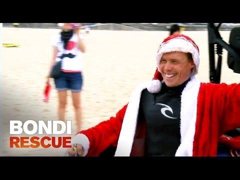 Scuba Santa: The Worst Santa Ever? | Bondi Rescue S9