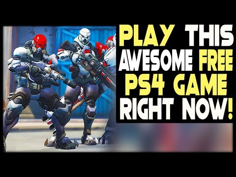 PLAY AN AWESOME PS4 GAME FREE RIGHT NOW!