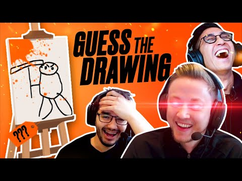 FNATIC Plays SKRIBBL! | Guess The Drawing
