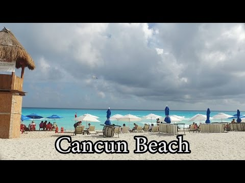 Cancun Beach - Playa Cancun -  Dec 2016