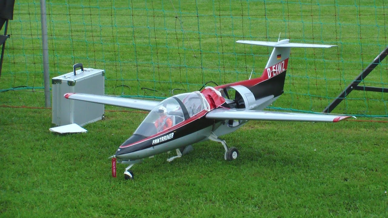 Rc Heli Jet Fan