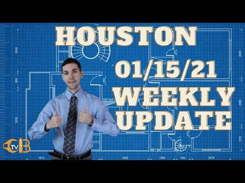 Weekly Update Houston 01.15.21
