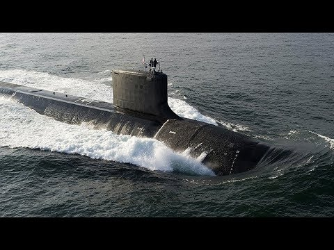 Meet USS South Dakota, the Navy's newest nuclear attack submarine