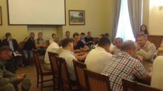 У Львові відбулися чергові переговори перевізників та міської влади Львова(, 2016-09-01T06:41:35.000Z)
