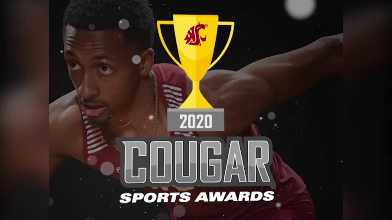 Image for WSU Athletics: Ray Ray Wells Wins Most Promising Male Athlete Award webinar