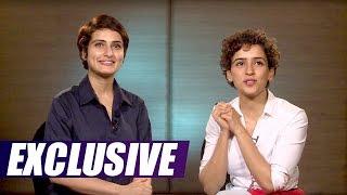 Exclusive   Meet the Dangal girls Fatima and Sanya