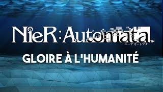 La beauté mélancolique de NieR Automata (SANS SPOIL)| DEEPER BLUE