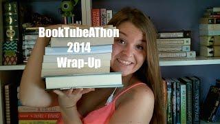 BookTubeAThon 2014 | Wrap-Up Thumbnail