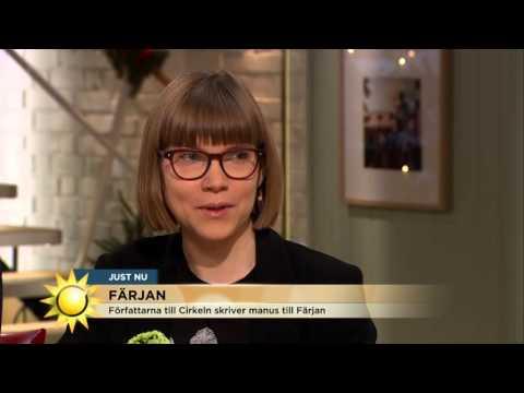 Succéförfattarna tillbaka med ny film - Nyhetsmorgon (TV4)