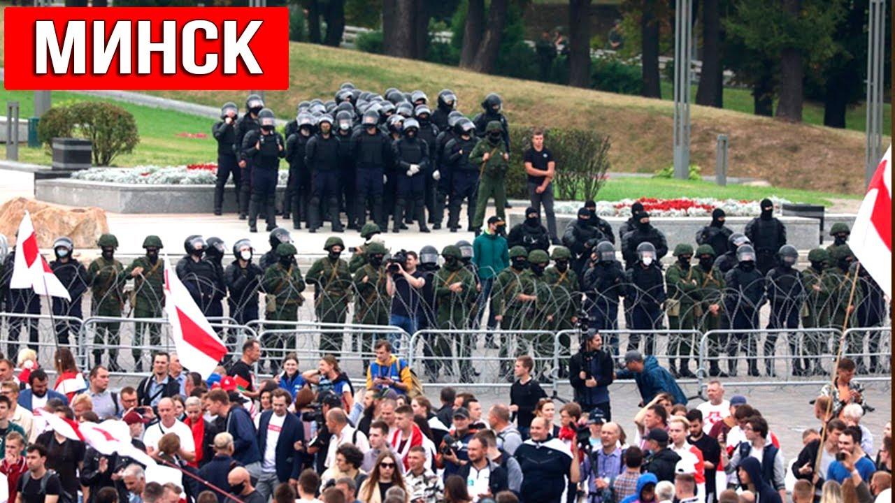 ТРУСЛИВЫЕ ЧЕРТИ! Армия Беларуси - за Лукашенко, ПРОТИВ НАРОДА