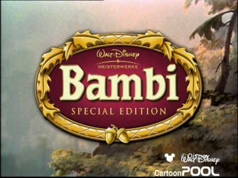 Disneys Bambi - German Trailer (2005)
