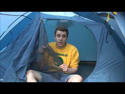 Туристическая палатка Trek Planet Lima 3