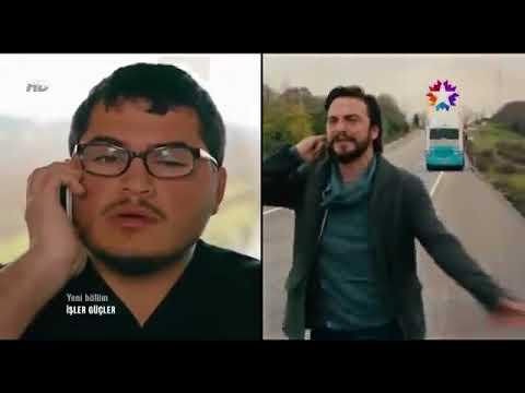 Ahmet Kural otobüsten atlama sahnesi