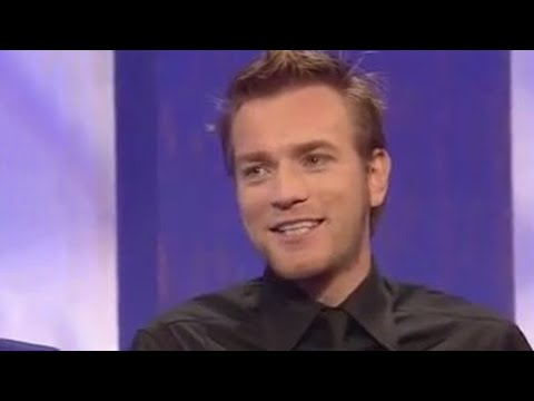 Ewan McGregor interview - part one - Parkinson - BBC