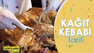 Malatya'nın Efsane Lezzeti Kağıt Kebabı Nasıl Yapılır?