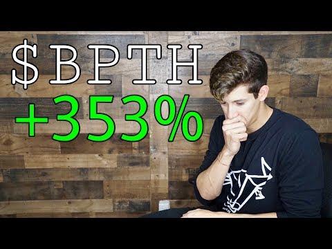 The 353% Pump & Dump Penny Stock ( WARNING)