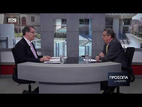 Πρόσωπα με Κρίση  Εκπ 24 - Χάρης Δημητρίου | 12-03-18 | SBC TV
