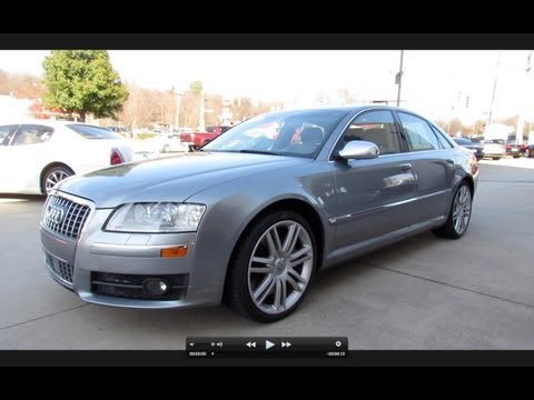 2007 Audi S8 V10 Start Up, Exhaust, and In Depth Tour