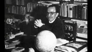 Nikos Kazantzakis-.Α part of the interview in French radio.1955
