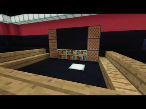 Minecraft Cargo Ship Part 3 (Tour)