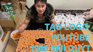 Gambar cover Đi Xin Quýt Người Nhật Cho Cả Cây l Tạo LoGo Youtube Bằng 1000 múi quýt